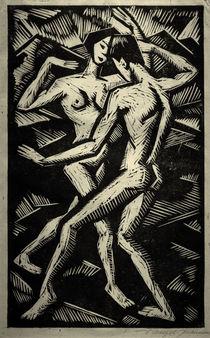 D.Maetzel-Johannsen, Tanzendes Paar von AKG  Images