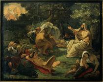 D.C.Blunck, Die Vision des Propheten Ezekiel von AKG  Images