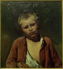 J.-F.Gigoux, Junger Bettler von AKG  Images