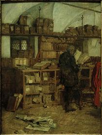 A.v.Pettenkofen, Im Archiv (unbeendet) von AKG  Images