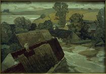 L.Dill, Überschwemmung von AKG  Images