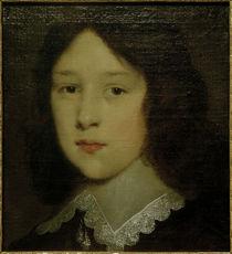 C.J. v. Keulen (zugeschr.), Porträt eines jungen Mannes von AKG  Images
