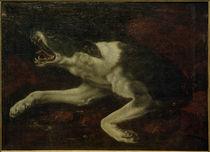 F.Snyders, Verletzter Hund von AKG  Images