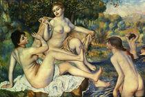 A.Renoir, Die großen Badenden von AKG  Images