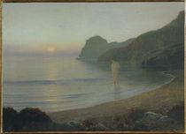 E.R.Ménard, Bucht von Ermones von AKG  Images