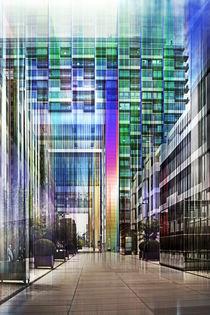 Kranhaus-Perspektive by sternbild