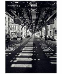 """The """"L"""" Chicago  von PAMELA JONES"""
