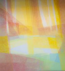 Abstract of pastel colors von Danita Delimont