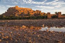 Morocco, Souss-Massa-Draa, Ait Benhaddou by Danita Delimont