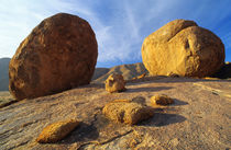 Rocks on plateau, Richtersveld Transfrontier Park, Namibia von Danita Delimont