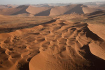 Aerial view, Namib Desert, Namibia by Danita Delimont