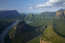 View over Blyde River Canyon, Mpumalanga, South Africa by Danita Delimont