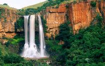 Elands River Falls, Mpumalanga, South Africa. by Danita Delimont