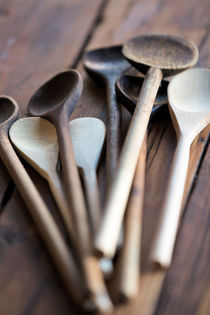Cooking spoons by Danita Delimont