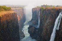 Victoria Falls, Zambia von Danita Delimont