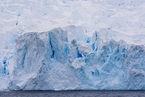 Paradise Harbor. Glacier. by Danita Delimont