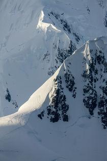 Mountain Peaks, Antarctica von Danita Delimont