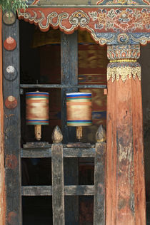Asia, Bhutan, Bumthang by Danita Delimont
