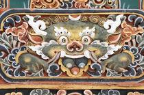 Asia, Bhutan, Punakha by Danita Delimont
