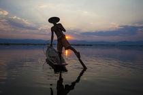 Myanmar, Inle Lake by Danita Delimont