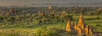 Sunrise over Bagan von Danita Delimont