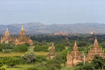 Bagan Pagodas von Danita Delimont