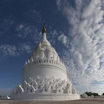 Shinbyume Pagoda by Danita Delimont