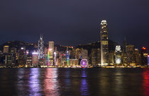 Hong Kong, China by Danita Delimont