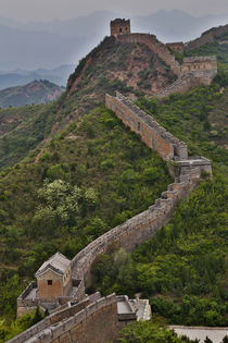 The Great Wall of China Jinshanling, China von Danita Delimont