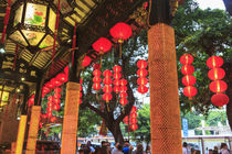 Panxi Restaurant, Lichi Bay, Guangzhou, China von Danita Delimont