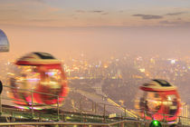 Ferris Wheel near top of Canton Tower, observation deck, Gua... by Danita Delimont