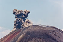 Indonesia, Sumatra, Java, Anak Krakatau von Danita Delimont