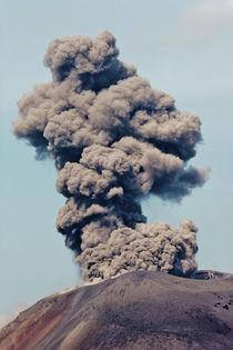 Indonesia, Sumatra, Java, Anak Krakatau by Danita Delimont