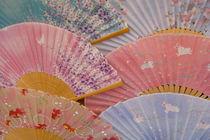 Hand fans, Japan von Danita Delimont