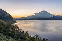 Mt. Fuji Dawn by Danita Delimont