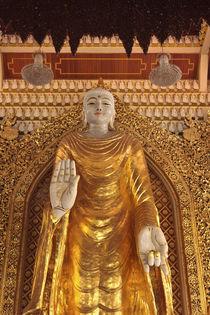 Malaysia, Penang, Dhammikarama Burmese Temple von Danita Delimont