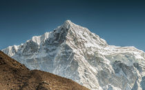 Mountains in the Khumbu Valley. by Danita Delimont