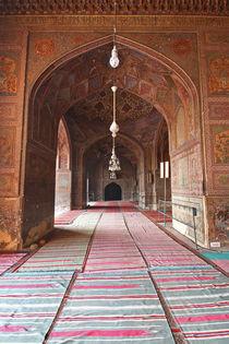 Masjid Wazir Khan, Lahore, Pakistan. by Danita Delimont