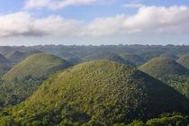 Chocolate Hills of Bohol Island, Philippines von Danita Delimont