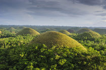 Chocolate Hills, Bohol, Philippines von Danita Delimont