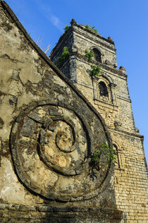 Unesco World Heritage Site the colonial church Paoay, Northe... von Danita Delimont