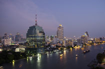 Thailand, Bangkok by Danita Delimont