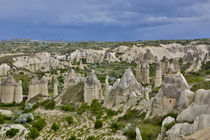 Fairy Chimneys in Central Turkey's Cappadocia von Danita Delimont