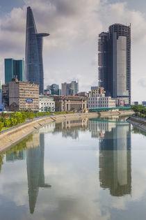 Vietnam, Ho Chi Minh City von Danita Delimont