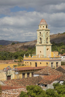 Cuba, Trinidad, Church and Monastery of Saint Francis by Danita Delimont