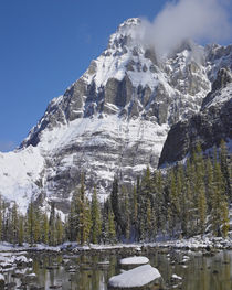 Mount Huber, Yoho National Park, British Columbia, Canada by Danita Delimont