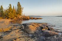 North America, Canada, Ontario, Terrace Bay, Rainbow Falls P... by Danita Delimont
