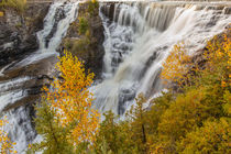 North America, Canada, Ontario, Thunder Bay, Kakabeka Falls ... von Danita Delimont