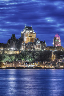 Twilight Quebec City von Danita Delimont