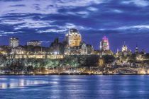 Twilight Quebec City by Danita Delimont